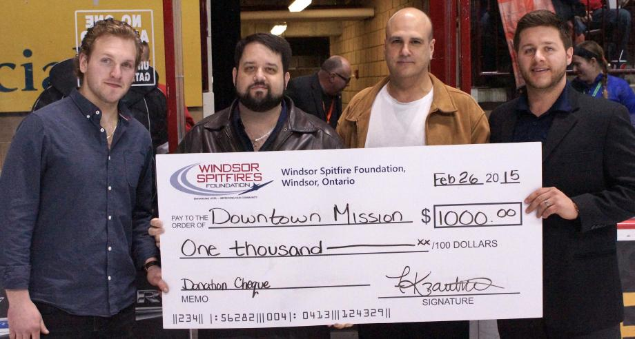 FOUNDATION MAKES DONATIONS ON BEHALF OF 2005-15 ALUMNI